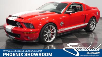 2008 Ford Mustang Shelby GT500 Super Snake