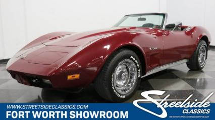 1974 Chevrolet Corvette 454 Convertible
