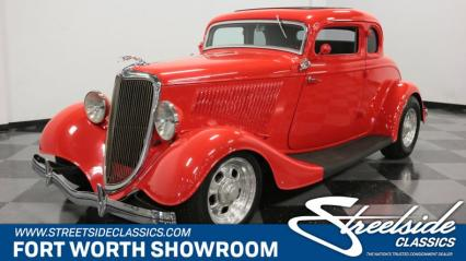 1933 Ford 5-Window