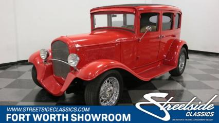 1932 Plymouth 4 Door Sedan