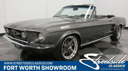 1967 Ford Mustang Convertible Restomod