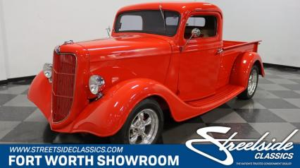 1935 Ford 12 Ton Pickup