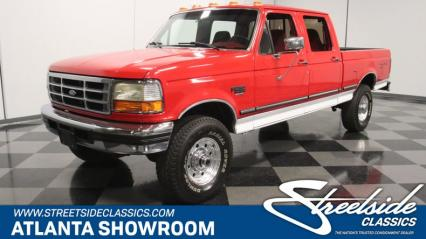 1997 Ford F-250 XLT Super Duty