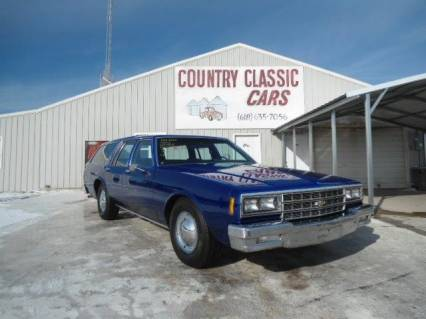 1982 Chevy Impala Wagon