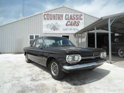 1963 Chevy Corvair 2dr