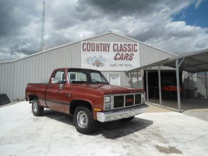 1986 GMC PU Short Bed