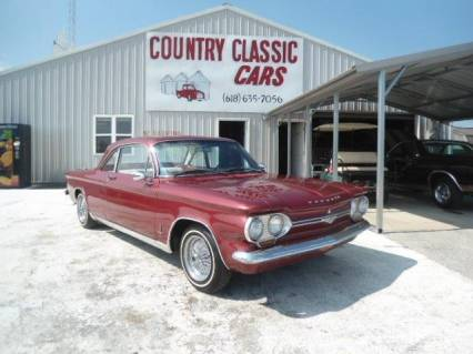 1964 Chevy Corvair Monza 2dr