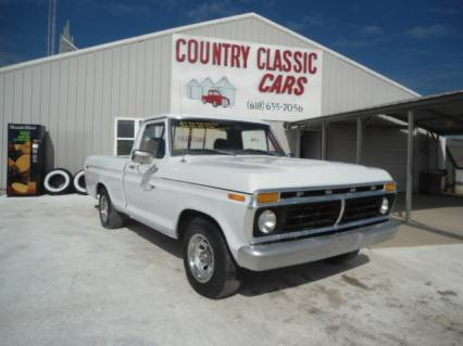 1974 Ford F150 Short Bed Styleside