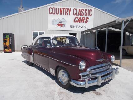 1950 Chevy 2dr St Rod