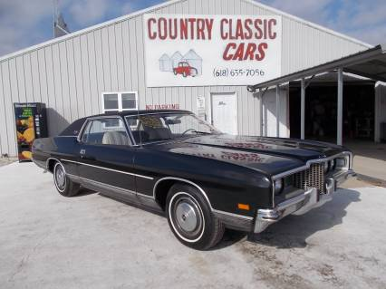 1971 Ford LTD 2dr