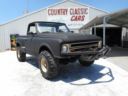 1967 Chevy Short Bed