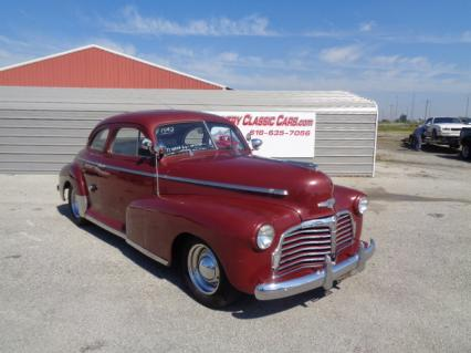 1942 Chevy Business Coupe