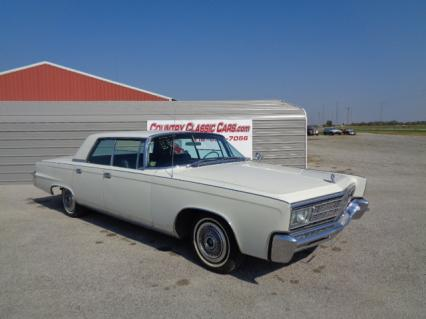 1966 Chrysler Imperial 4dr