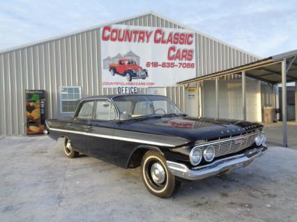 1961 Chevy Bel Air 4dr