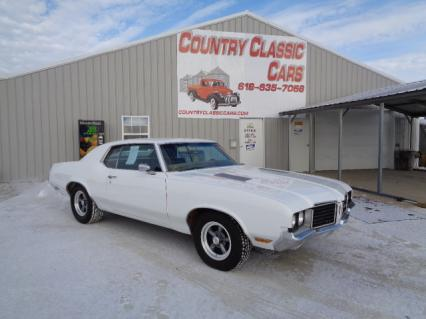 1972 Olds Cutlass 2dr