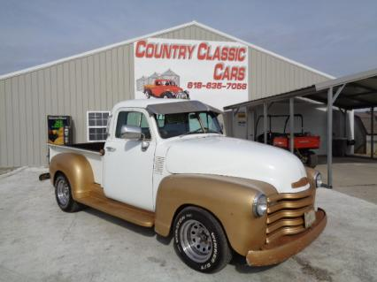 1950 Chevy 3100 St Rod