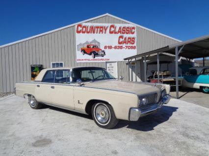 1964 Imperial 4dr