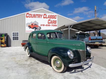 1940 Ford 4dr