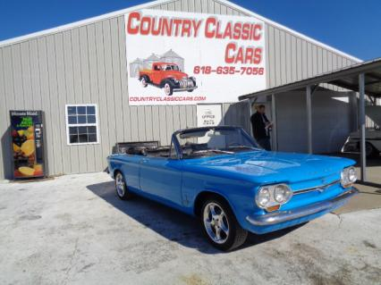1964 Chevy Corvair Convertible