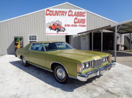 1973 Ford LTD 2dr