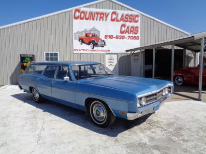 1970 Ford Galaxie 500 Country Sedan Wagon