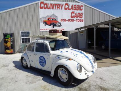 1969 Volkswagen Beetle Rat Rod
