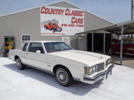 1981 Olds Delta 88 Royal