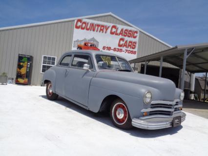 1949 Plymouth St Rod