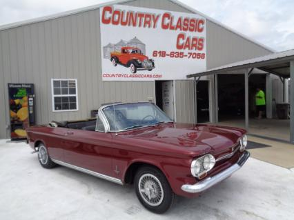 1963 Chevy Corvair Convertible