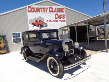 1930 Chevy 2dr Sedan