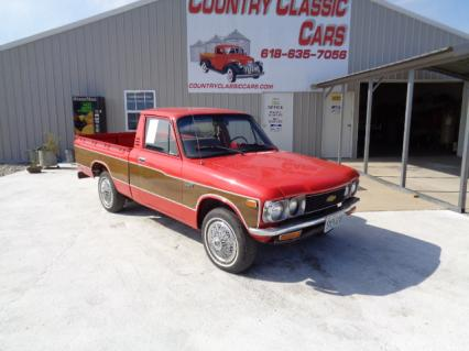 1973 Chevy Luv Truck