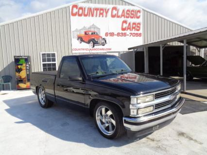 1993 Chevy C1500 Short Bed Fleetside Pu