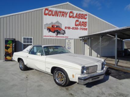1975 Olds Cutlass Colonnade