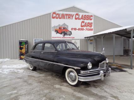 1950 Packard Touring Eight 4dr Sedan
