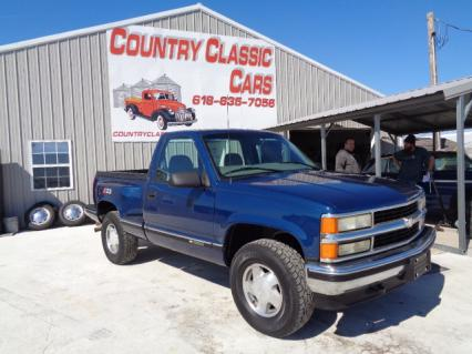 1997 Chevy K1500 Short Bed Step Side Z71 4x4