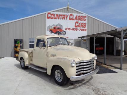 1951 Chevy 3100 Series pu
