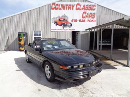 1994 Oldsmobile Cutlass Supreme convert