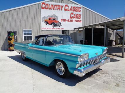 1959 Ford Fairlane 500 Custom P/U
