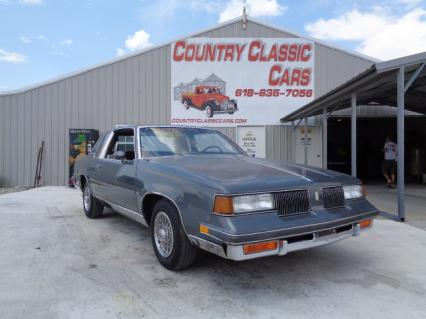 1988 Oldsmobile Cutlass  Supreme