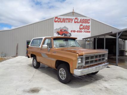 1979 Gmc k5 jimmy 4x4