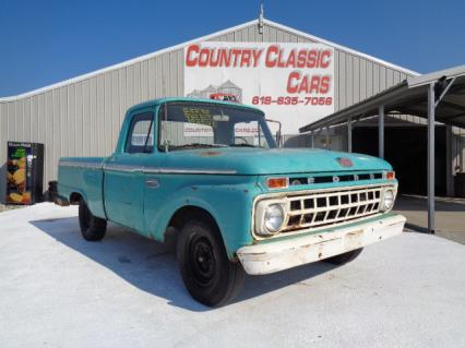 1965 Ford F100 short Bed
