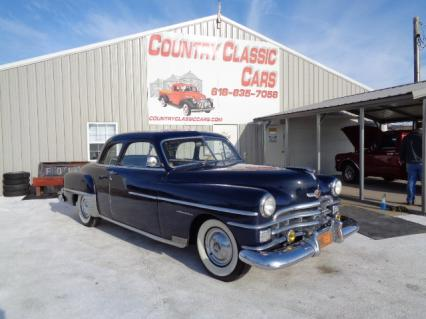 1950 Chrysler Windsor 2dr sedan