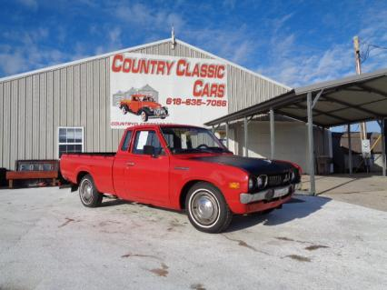 1977 Datsun Extended Cab Pickup