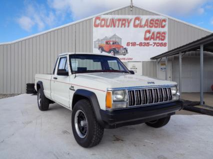1986 Jeep Comanche Pickup