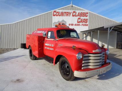 1954 Chevy 4100 series truck