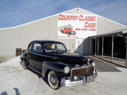 1948 Mercury Eight Deluxe