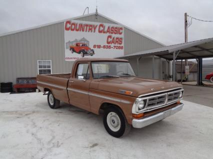 1972 Ford F100 Long bed
