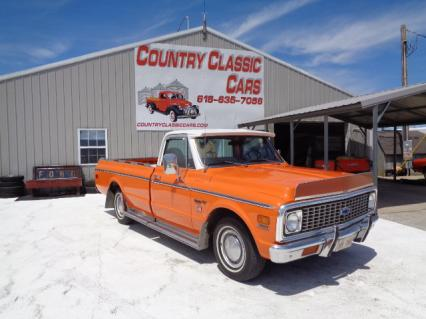 1972 Chevy C10 Long bed PU