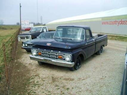 1964 Ford Custom Cab PU