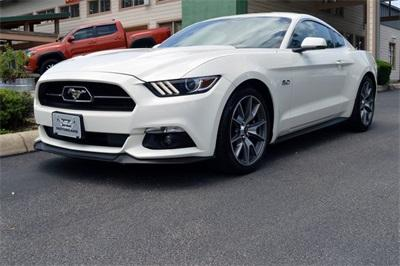 2015 Ford Mustang Premium 50 Years Limited Edition